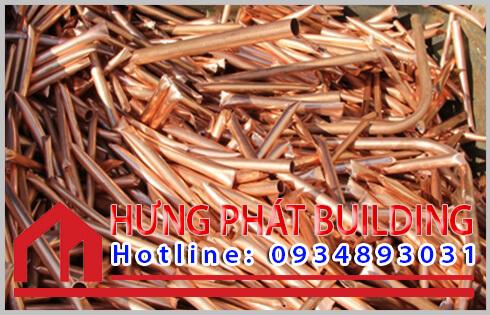 Bảng giá mua bán đồng phế liệu Quận Tân Phú giá cao bao nhiêu 1 ký