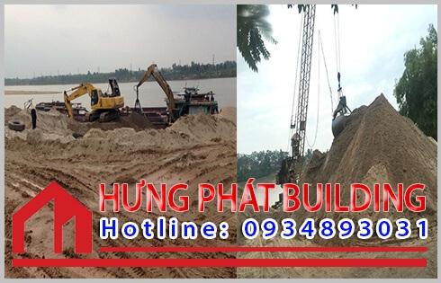 Bảng giá bơm cát san lấp mặt bằng Huyện Bình Chánh 02862753332