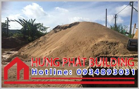Bảng giá bơm cát và cát san lấp mặt bằng Quận 7 gọi 02862753332