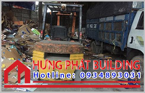 Hưng Phát địa chỉ thu mua phế liệu giấy vụn giá cao TPHCM.