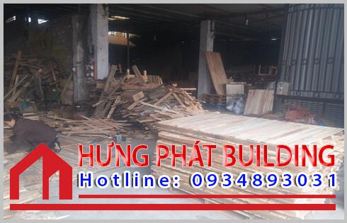 Những yếu tố cơ bản ảnh hưởng đến giá pallet gỗ thông pallet tại TPHCM.