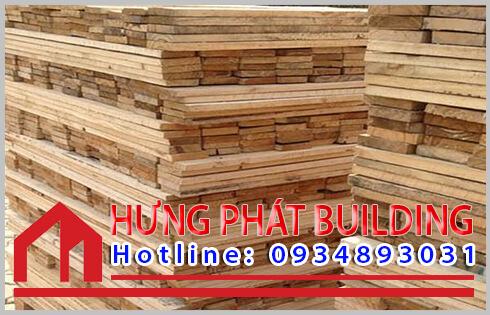Mua bán gỗ pallet chất lượng uy tín tại CTY Hưng Phát TPHCM.