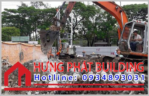 Dịch vụ mua bán xác nhà cũ Huyện Bình Chánh giá cao gọi 02862753332
