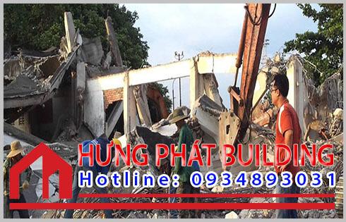 Dịch vụ mua bán xác nhà cũ nát Tây Ninh Hưng Phát.