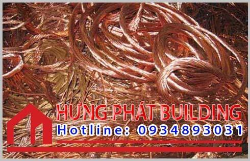 Các loại phế liệu đồng đang được thu mua phổ biến hiện nay tại Đồng Nai.