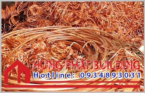 Phân loại phế liệu đồng Huyện Hóc Môn để bán giá cao.