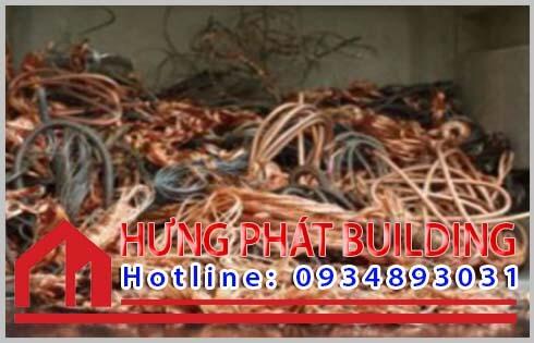 Bảng giá thu mua đồng phế liệu giá cao Huyện Nhà Bè Hưng Phát.