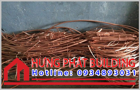 Quy trình thu mua phế liệu đồng đỏ, đồng vàng cũ tại khu vực Quận Tân Phú.