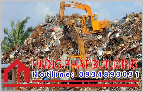 Ưu điểm của dịch vụ thu mua phế liệu tại quận 7 của Hưng Phát là gì ?