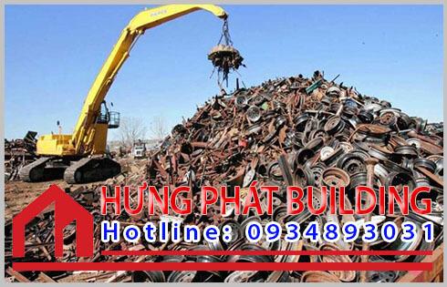 công ty nhận thu mua phế liệu tại quận Tân Bình