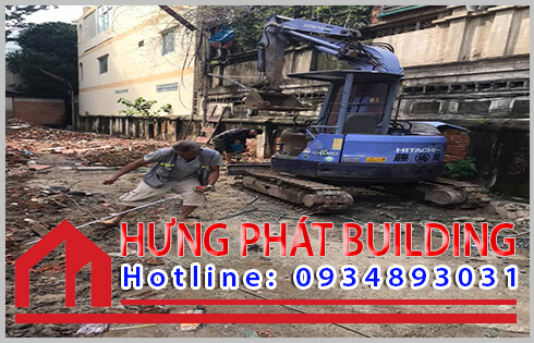 Dịch vụ mua bán xác nhà cũ huyện Củ Chi Hưng Phát.