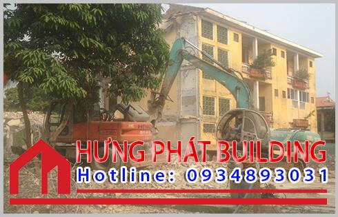 Dịch vụ mua bán xác nhà Quận 3 của công ty Hưng Phát.