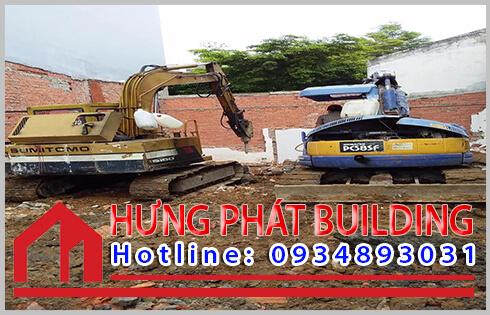 Quy trình mua xác nhà cũ giá cao tại quận Bình Tân.