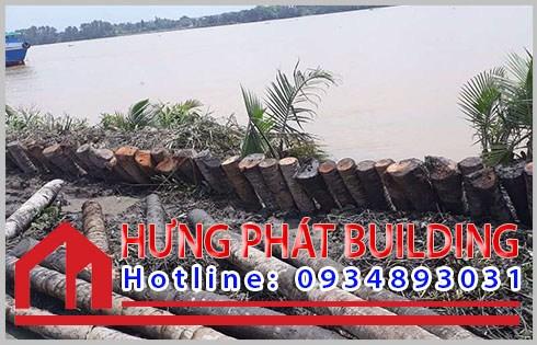 Dịch vụ cung cấp và đóng cọc cừ dừa giá tốt Hưng Phát.