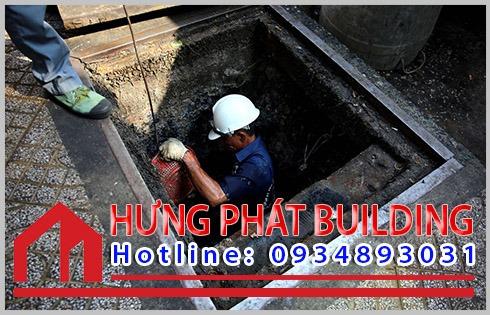 Bảng giá nạo vét cống hố ga Huyện Bình Chánh 2020 0934893031