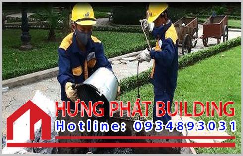 Bảng giá nạo vét cống hố ga Huyện Nhà Bè 2020 0934893031
