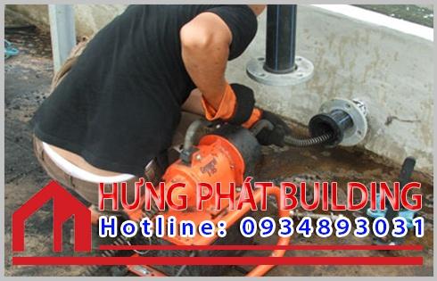 Thông cống nghẹt thoát nước Huyện Bình Chánh 0932701400
