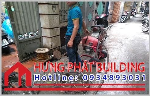 Thông cống nghẹt thoát nước Quận Phú Nhuận 0932701400